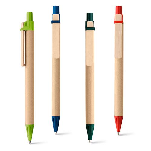 penna personalizzata eco colori