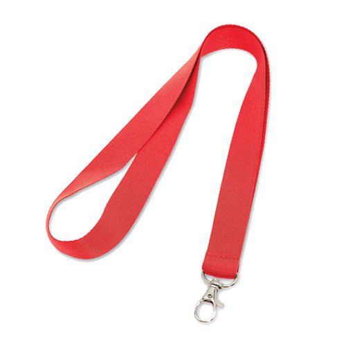 Lanyard_personalizzabile_Hook_rosso
