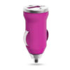 Power Bank Car fucsia