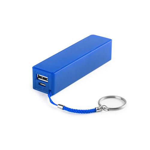 Power Bank Strong portachiavi blu