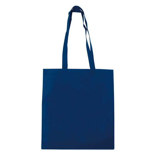 Borsa Cotton color blu notte