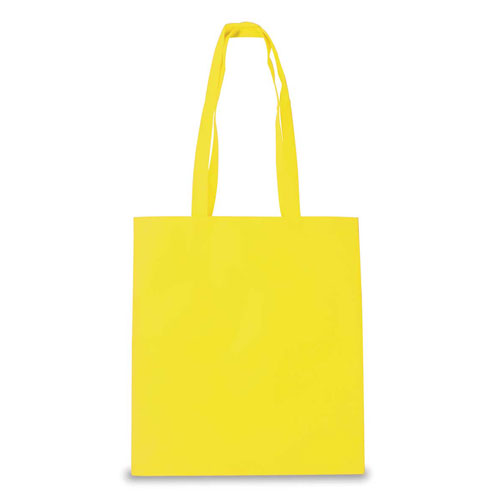 Borsa Cotton Color giallo
