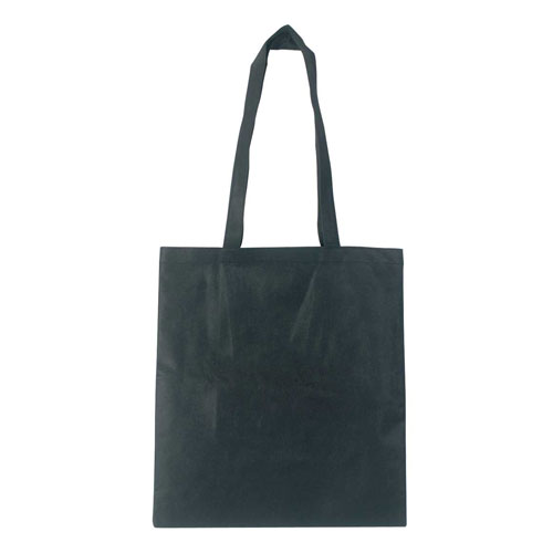 Borsa Cotton Color nero