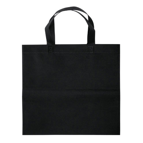 Borsa shopper Basic in TNT nero