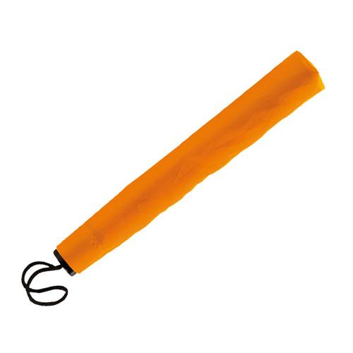 Ombrello pieghevole basic, colore arancione