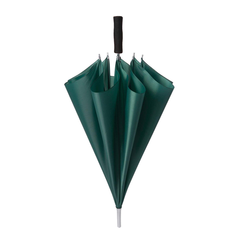 Ombrello Fiber, con apertura automatica, colore verde scuro