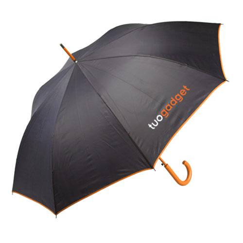 Ombrello blacky personalizzato logo tuo gadget