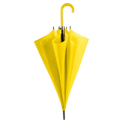 Ombrello con apertura automatica color, colore giallo