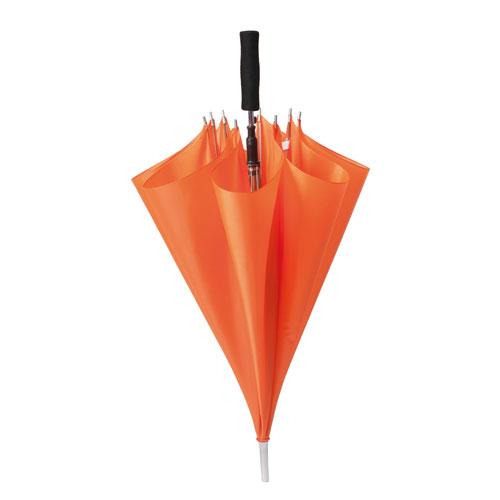 Ombrello Fiber, con apertura automatica, colore arancione