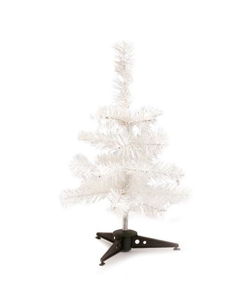 Albero Di Natale Bianco.Mini Albero Di Natale Classic