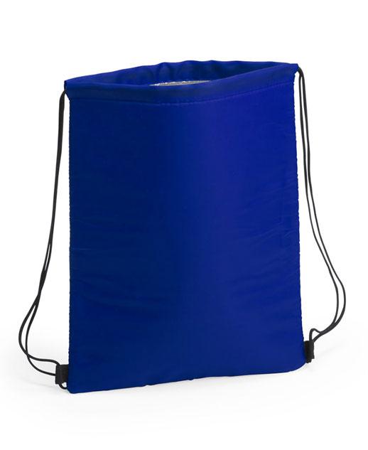 Zaino termico Freeze, possibilità di stampa, colore blu