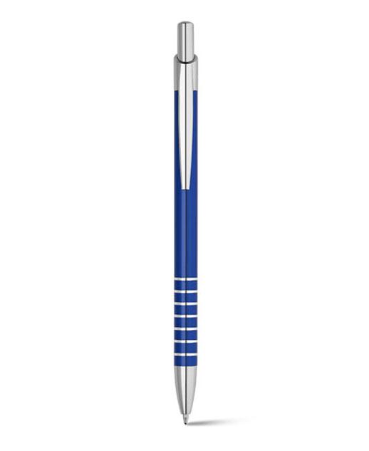 Penna personalizzata in metallo Business - tuo gadget, blu