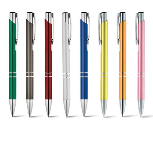 Penna personalizzata elegance colori