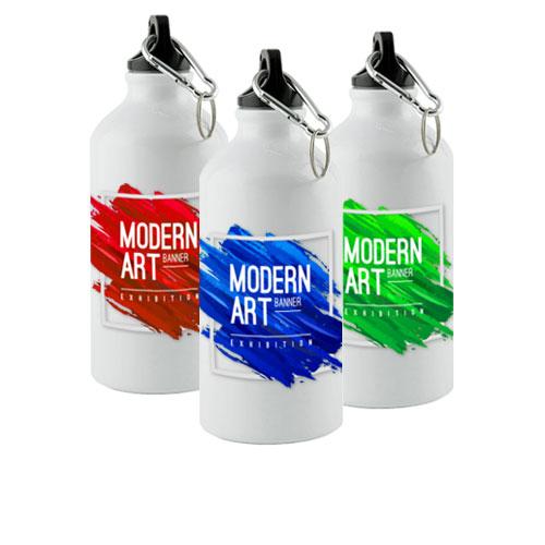 Borraccia stampa sublimazione Subli, in alluminio, personalizzata art gruppo
