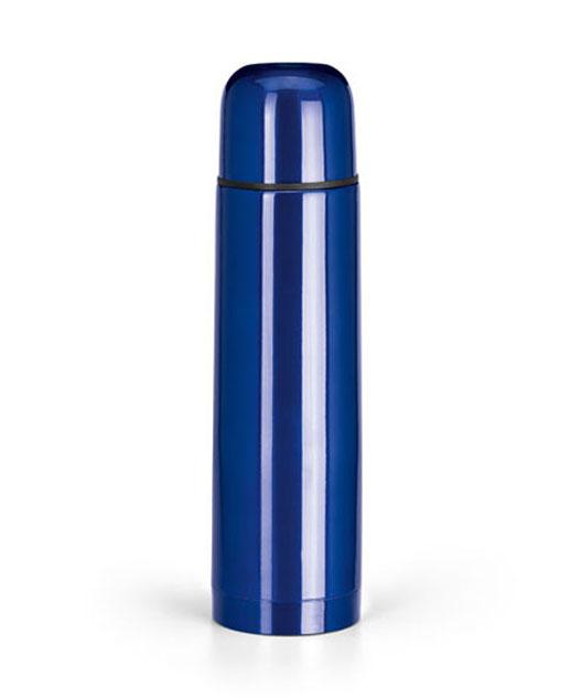 Thermos personalizzato Keep, colore blu