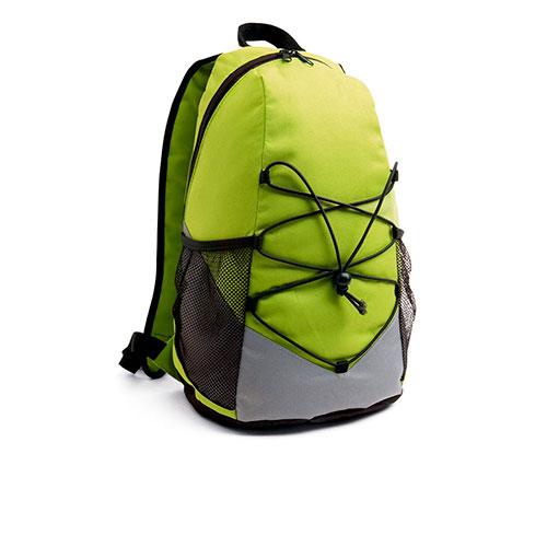 zaino tessuto personalizzato verde cover