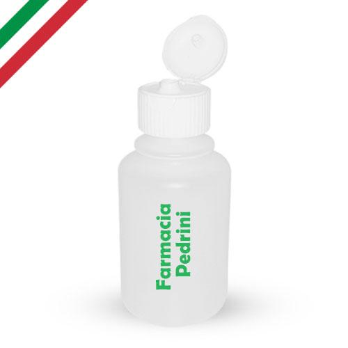 Gel igienizzante mani personalizzato 100 ml con stampa in tampografia
