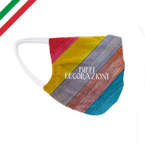 mascherine personalizzate Safe decorazioni