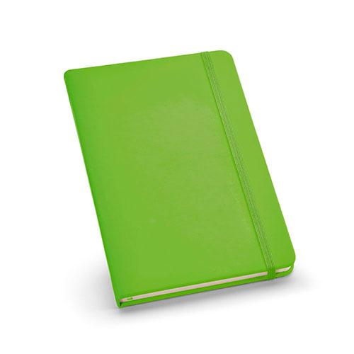 block notes a5 verde