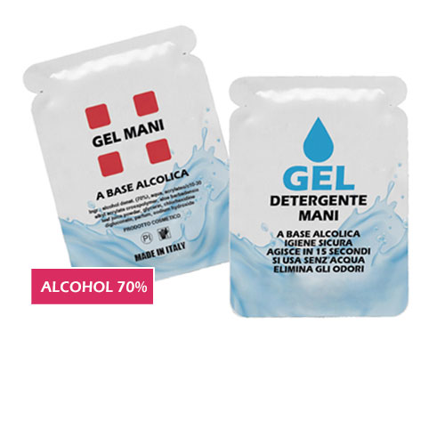 bustina gel igienizzante 25 ml cover