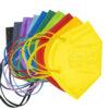 Mascherina FFP2 colorata - gruppo