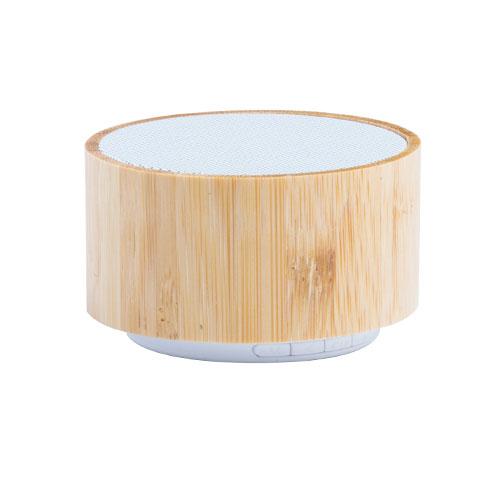 speaker personalizzato bambù speaker bluetooth ecologico da personalizzare
