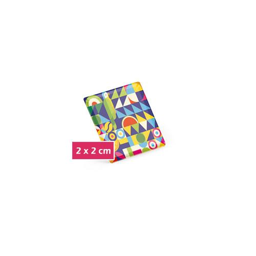 spilla quadrata flessibile personalizzata pin flessibili personalizzabili